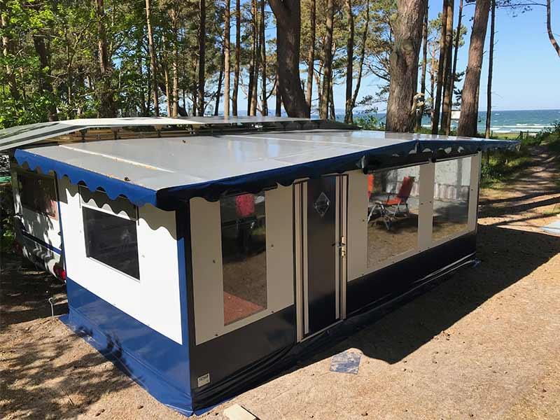 wohnwagen vorzelte dauercamping ganzjahresvorzelte. Black Bedroom Furniture Sets. Home Design Ideas