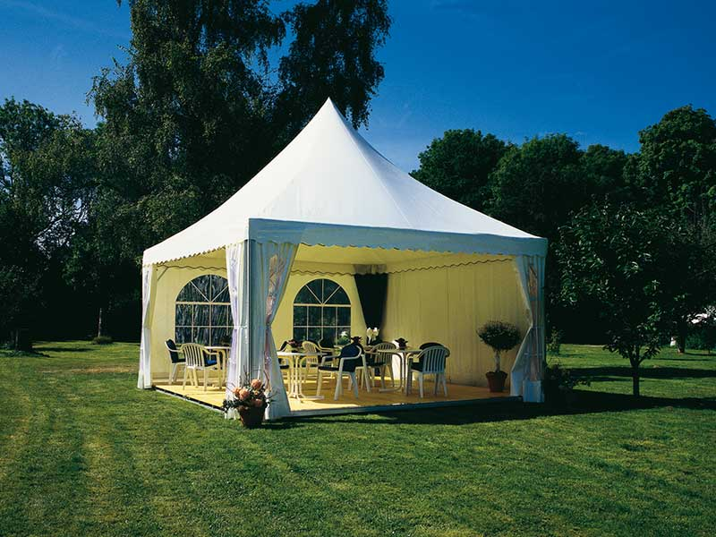 Schall Outdoor Pavillon